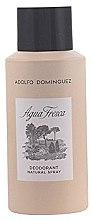 Parfémy, Parfumerie, kosmetika Adolfo Dominguez Agua Fresca - Deodorant