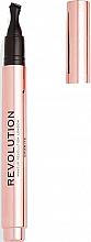 Parfémy, Parfumerie, kosmetika Pomáda- tužka na obočí - Makeup Revolution Fast Brow Pen Pomade