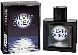 Parfémy, Parfumerie, kosmetika Omerta Silver Ocean - Toaletní voda