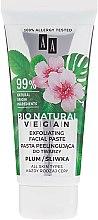 Parfémy, Parfumerie, kosmetika Peeling na obličej - AA Bio Natural Vegan Exfoliating Paste