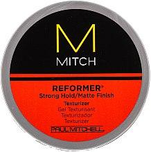 Parfémy, Parfumerie, kosmetika Texturující krém-gel se silnou fixací - Paul Mitchell Mitch Reformer Texturizer