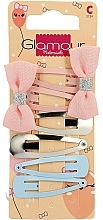 Parfémy, Parfumerie, kosmetika Sada sponek do vlasů, 6 ks - Glamour