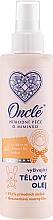 Parfémy, Parfumerie, kosmetika Výživný tělový olej pro kojence od narození - Oncle Baby Oil