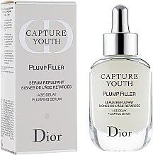 Parfémy, Parfumerie, kosmetika Sérum pro pružnost pleti - Dior Capture Youth Plump Filler Age-Delay Plumping Serum