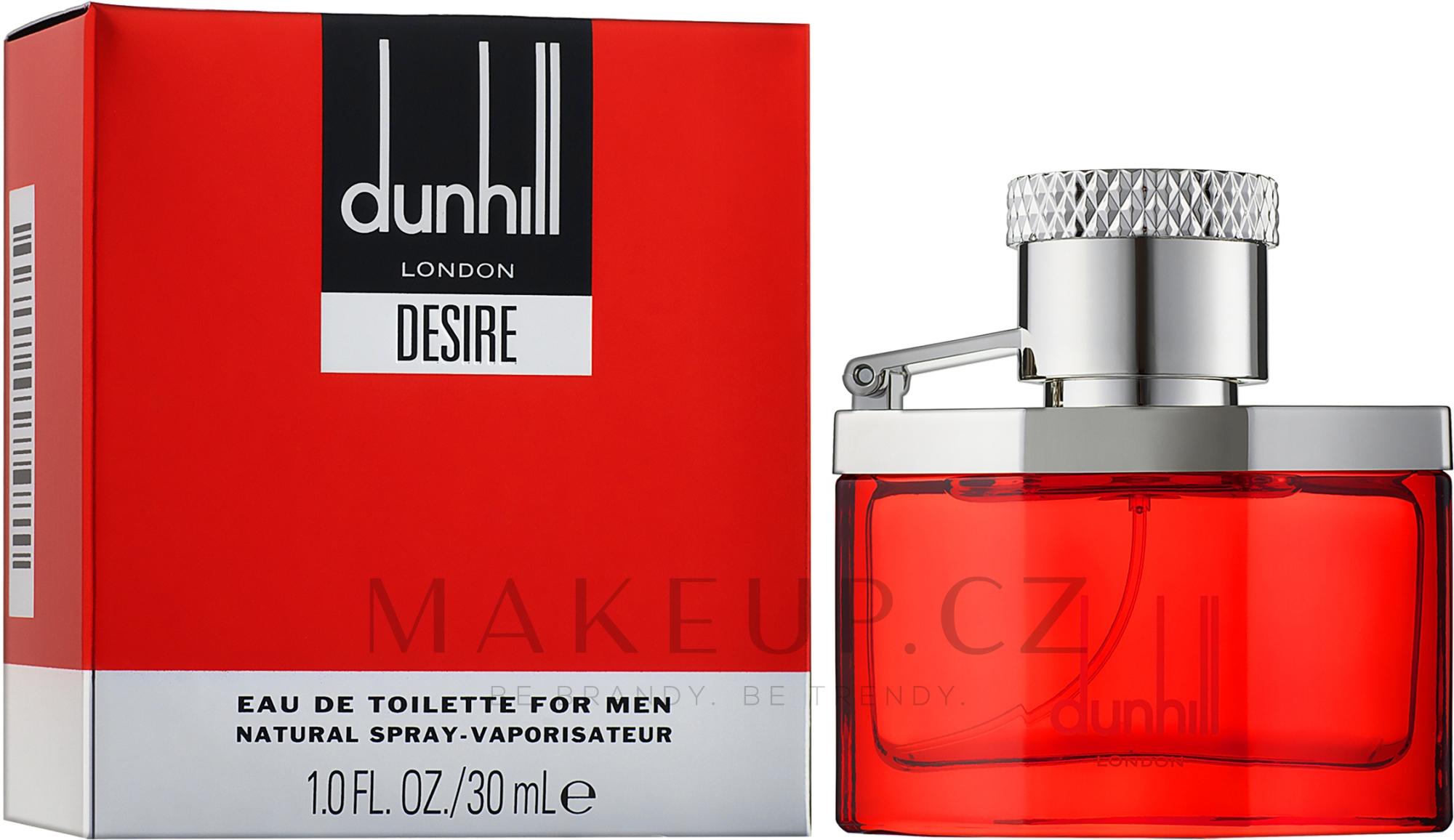 Alfred Dunhill Desire for a Men - Toaletní voda — foto 30 ml