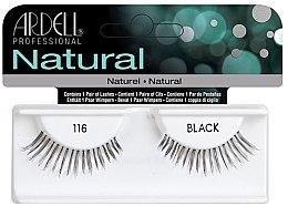 Parfémy, Parfumerie, kosmetika Umělé řasy - Ardell Natural Lashes Black 116