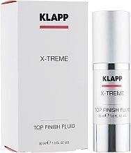 Parfémy, Parfumerie, kosmetika Krém-fluid na obličej - Klapp X-treme Top Finish