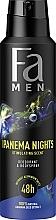 Parfémy, Parfumerie, kosmetika Deodorant sprej pro muže Ipanema Nights - Fa Men