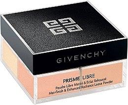 Parfémy, Parfumerie, kosmetika Sypký pudr - Givenchy Prisme Libre Mat-finish & Enhanced Radiance Loose Powder