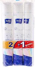 Parfémy, Parfumerie, kosmetika Sada - Bella Cotton (cotton pads 3x120ks)