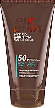 Parfémy, Parfumerie, kosmetika Opalovací krém gel na tělo - Piz Buin Hydro Infusion SPF 50