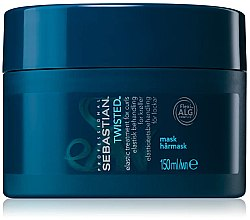 Parfémy, Parfumerie, kosmetika Maska pro kudrnaté vlasy - Sebastian Professional Twisted Elastic Treatment