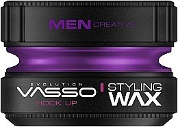 Parfémy, Parfumerie, kosmetika Stylingový vosk - Vasso Professional Hair Styling Wax Hook Up