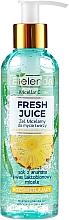 Parfémy, Parfumerie, kosmetika Micelární gel pro lesk pleti - Bielenda Fresh Juice Micellar Gel Pineapple
