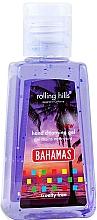 Parfémy, Parfumerie, kosmetika Antibakteriální gel na ruce Bahamas - Rolling Hills Hand Cleansing Gel