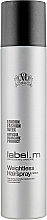 Parfémy, Parfumerie, kosmetika Super lehký lak na vlasy - Label.m Weightless Hairspray