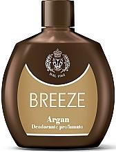Parfémy, Parfumerie, kosmetika Breeze Argan - Parfémovaný deodorant