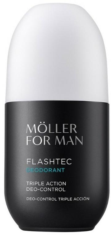 Deodorant - Anne Moller Flashtec Triple Action Deo Control — foto N1