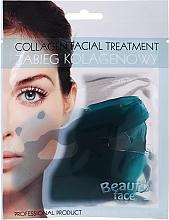 Parfémy, Parfumerie, kosmetika Kolagenová terapie s mořskými mikroelementy - Beauty Face Collagen Hydrogel Mask