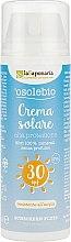 Parfémy, Parfumerie, kosmetika Opalovací krém SPF 30 - La Saponaria Sun Cream SPF 30