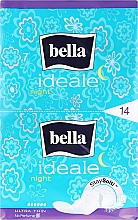 Parfémy, Parfumerie, kosmetika Vložky Ideale Ultra Night StaySofti, 14 ks. - Bella