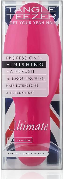 Kartáč na vlasy - Tangle Teezer The Ultimate Pink — foto N4