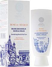 Parfémy, Parfumerie, kosmetika Balzám na ruce - Natura Siberica Bewitching Hand & Nail Care