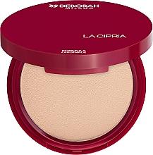 Parfémy, Parfumerie, kosmetika Kompaktní pudr - Deborah La Cipria