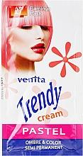 Parfémy, Parfumerie, kosmetika Make-up toner-krém - Venita Trendy Color Cream (sashe)