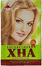 Parfémy, Parfumerie, kosmetika Henna na vlasy bezbarvá - Art color (sachet)