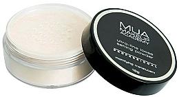 Parfémy, Parfumerie, kosmetika Matující poloprůhledný pudr - MUA Makeup Academy Professional Loose Setting Powder