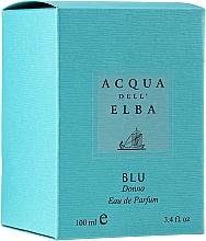 Parfémy, Parfumerie, kosmetika Acqua Dell Elba Blu Donna - Parfémovaná voda