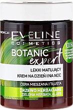 Parfémy, Parfumerie, kosmetika Krém na obličej - Eveline Cosmetics Botanic Expert With Tea Tree Day & Night Cream