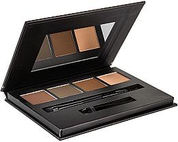 Parfémy, Parfumerie, kosmetika Stíny na obočí - Bellapierre Cosmetics Brow Palette