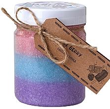 Parfémy, Parfumerie, kosmetika Peeling-žvýkačka Ice Berry s mentolem - Dushka