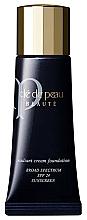 Parfémy, Parfumerie, kosmetika Make-up s efektem přírodní záře - Cle De Peau Beaute Radiant Cream Foundation SPF24