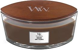 Parfémy, Parfumerie, kosmetika Vonná svíčka ve sklenici - WoodWick Humidor Ellipse Scented Candle