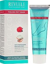 Parfémy, Parfumerie, kosmetika Maska na peeling nohou - Revuele Professional Care Peeling Feet Mask