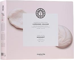 Parfémy, Parfumerie, kosmetika Sada - Maria Nila Luminous Colour Gift Set (h/shm/350ml + h/cond/300ml + h/soap/300ml)