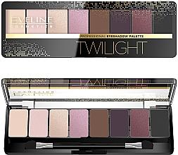 Parfémy, Parfumerie, kosmetika Paleta očních stínů - Eveline Cosmetics Eyeshadow