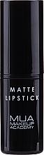 Parfémy, Parfumerie, kosmetika Matná rtěnka - MUA Makeup Academy Matte Lipstick