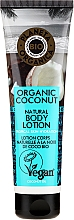 Parfémy, Parfumerie, kosmetika Hydratační lotion na tělo - Planeta Organica Organic Coconut Natural Body Lotion