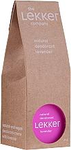 Parfémy, Parfumerie, kosmetika Přírodní deodorant Levandule - The Lekker Company Natural Lavender Deodorant