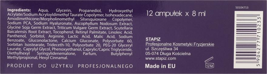 Sérum na vlasy - Stapiz Ha Essence Aquatic Serum — foto N3