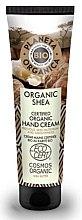 Parfémy, Parfumerie, kosmetika Výživný krém na ruce - Planeta Organica Organic Shea Hand Cream