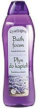 Parfémy, Parfumerie, kosmetika Pěna do koupele Levandule a aloe - Bluxcosmetics Naturaphy Lavender & Aloe Vera Bath Foam
