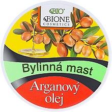 "Parfémy, Parfumerie, kosmetika Tělová mast ""Arganový olej"" - Bione Cosmetics Argan Oil"