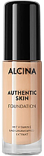 Parfémy, Parfumerie, kosmetika Make up - Alcina Authentic Skin Foundation