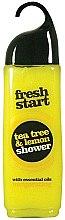 Parfémy, Parfumerie, kosmetika Sprchový gel - Xpel Marketing Ltd Fresh Start Shower Gel Tea Tree & Lemon