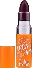 Parfémy, Parfumerie, kosmetika Krémová rtěnka - Avon Color Trend Cream Lipstick SPF 15